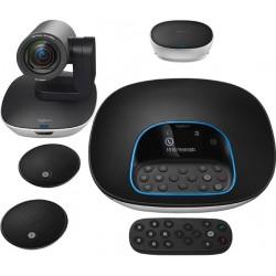 LOGITECH 960-001060, Video conferencia hasta 20 usuarios.