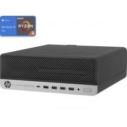 HP SFF ELITEDESK 705 RYZEN 5-PRO - 8GB - 1 TB -WIN10 PROFESIONAL